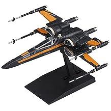 Vehicle model 003 Star Wars X-Wing Fighter Poe dedicated machine Plastic
