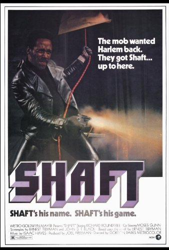 Image result for shaft poster
