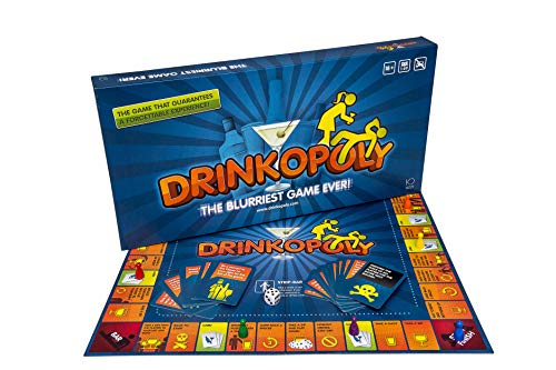 Drinkopoly – The King of Drinking Games – Combined Board ...
