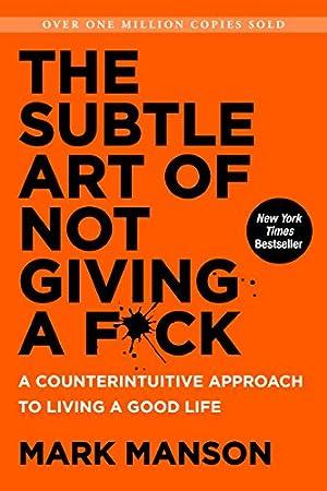 Mark Manson (Author)(2584)Buy new: $12.99