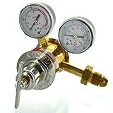 """51zyjswMaeL. SL160  - 30 Series Gas Regulator 15 psi, 2"""", Acetylene"""