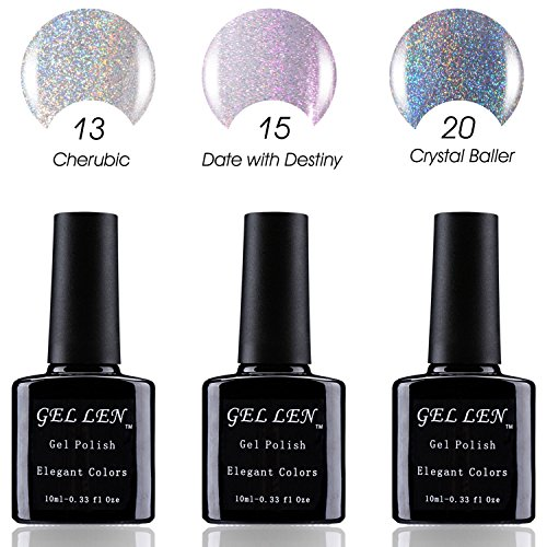 trend halo gel series uv