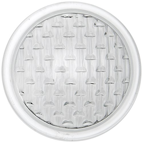 Pentair 79107800 4-Inch Clear Tempered Lens Replacement Pool and Spa Light