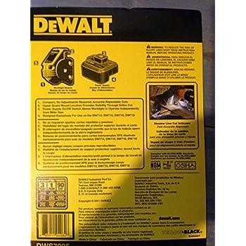 Dewalt Dws7085 Miter Saw Led Work Light System Miter Saw
