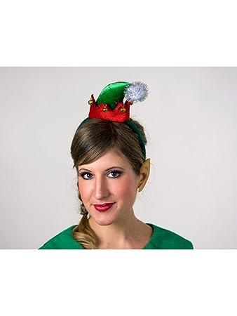 Generique - Mini Elf Hut Weihnachtsmann: Amazon.de: Spielzeug
