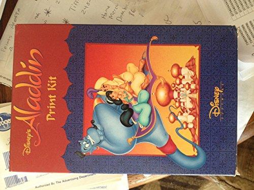 Disney's Aladdin Print Kit
