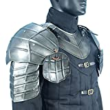 NAUTICALMART Armor Medieval Dark Drake Pauldrons Shoulder Armour One Size
