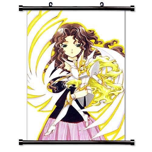 Angelic Layer Anime Fabric Wall Scroll Poster (16 x 23) Inches