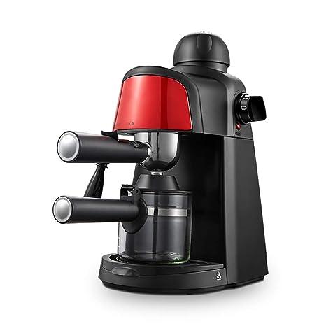 ZUN Máquina de café Inicio Pequeña Bomba de Vapor semiautomática ...