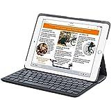 Logitech Canvas Keyboard Folio Case for iPad Air 2 - Black