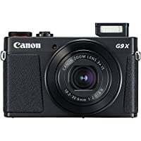 Canon PowerShot G9 X Mark II Digital Camera Bundles from Photo Savings