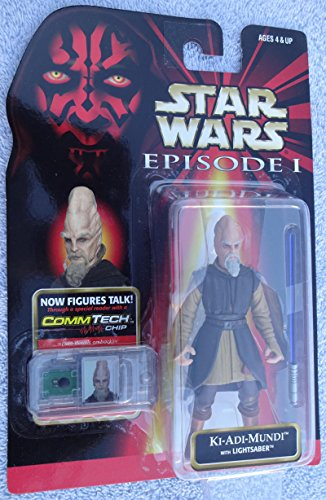 star-wars-episode-1-action-figure-ki-adi-mundi-w-lightsaber-comm-chip-1998