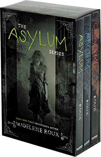 Asylum 3-Book Box Set: Asylum, Sanctum, Catacomb -