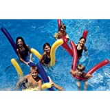 Doodles Inflatable Pool Noodle Float - 6 Pack