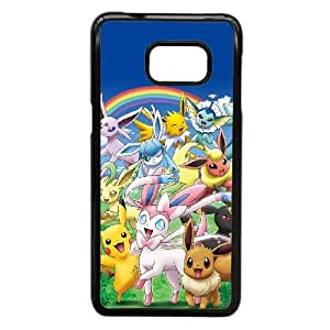 Phone Accessory for Samsung Galaxy Note 5 Edge Phone Case Pokemon P947ML