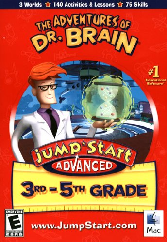 Jumpstart 3-5: Adventures of Doctor Brain (Macintosh)