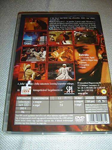 Vasmarok (1993) Last Hero in China / Iron Rooster vs. The Centipede / Jet Li / ENGLISH and HUNGARIAN Audio and Subtitles [European DVD Region 2 PAL]