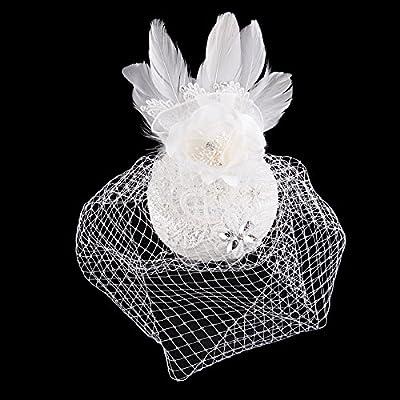 MDRW-Accessoires De Cheveux De Mariée En Épingle À Cheveux/Mariage/fête/femme diamond pierre précieuse palace le ballon le voile un chapeau des ornements pour des fleurs de clip coiffure