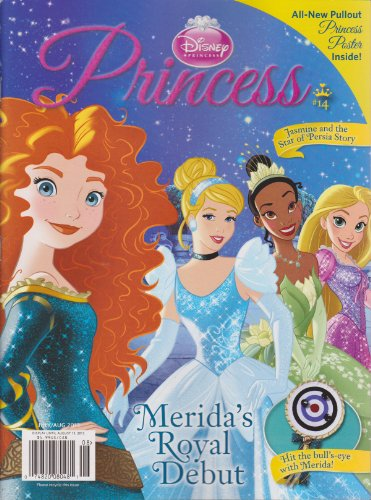Disneys Princess Magazine (Disney Princess Magazine July/August 2013)