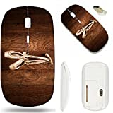 Best MSD Fans - MSD Wireless Mouse White Base Travel 2.4G Wireless Review