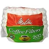 Melitta Basket Coffee Filters, 200 ct