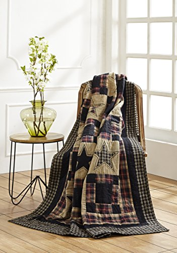 Olivia's Heartland Revere Quilted Throw ()