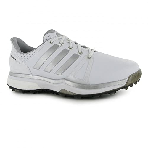 promo code a9001 78751 adidas Adipower Boost 2 nbsp, Men s Golf Shoes, Multicoloured (Blanco    Negro   Plata), 8 UK (42 EU)  Amazon.co.uk  Shoes   Bags