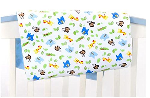 - Tmrow Cotton Bamboo Fiber Breathable Waterproof Underpads Mattress Pad Sheet Protector for Children or Adults,Monkey