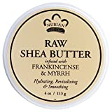 Nubian Heritage Shea Butter Lotion, Raw, 4 Ounce