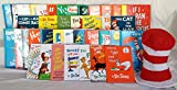 img - for The Essential Dr. Seuss Collection [40 Book Set, Includes The Cat in the Hat Felt Hat!] book / textbook / text book