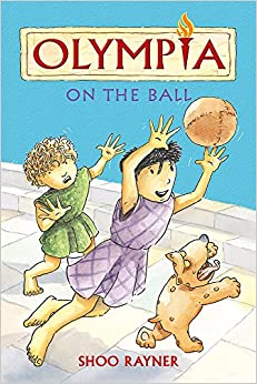 Book On the Ball (Olympia)