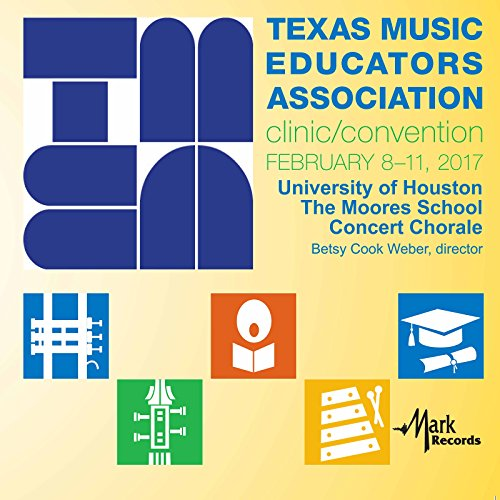2017 Texas Music Educators Association (Tmea): University for sale  Delivered anywhere in USA