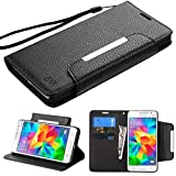 MyBat Carrying Case for Samsung G530 Galaxy Grand Prime - Retail Packaging - Black