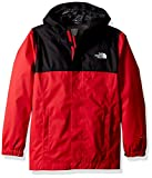 The North Face Girl's Resolve Reflective Jacket, Red, Large