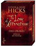 The Law of Attraction (Kartendeck): Das Orakel - 60 Karten mit Anleitung