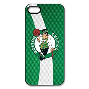 Custom Boston Celtics New Back Cover Case for iPhone 5 5S CP1265