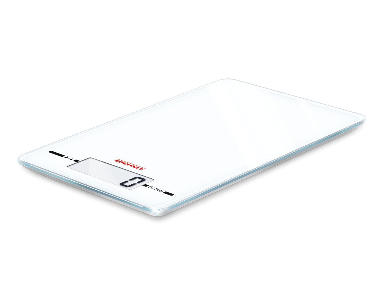 Soehnle Page Evolution - Báscula de cocina, color blanco: Amazon.es: Hogar