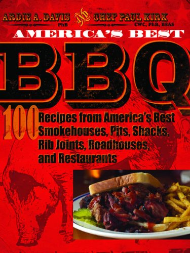 America's Best BBQ: 100 Recipes from America's Best Smokehouses, Pits, Shacks, Rib Joints, Roadhouses, and Restaurants (Barbecued Beef Ribs)