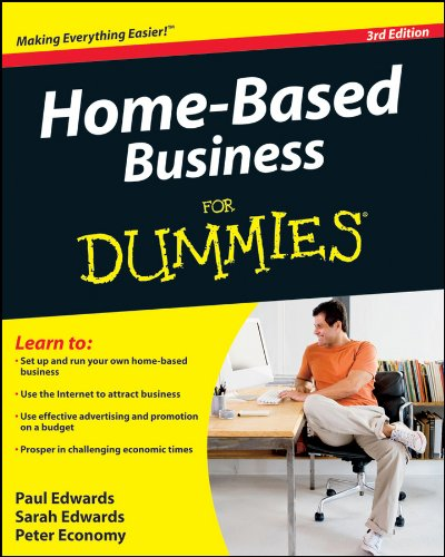 Download Home-Based Business For Dummies pdf epub