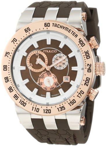 Mulco Men's MW5-93503-033 Bluemarine Chronograph Swiss Movement Watch