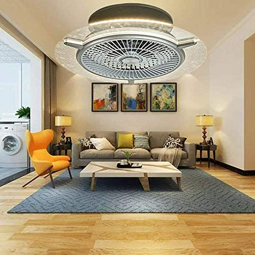 56CM Modern Invisible Ceiling Fan