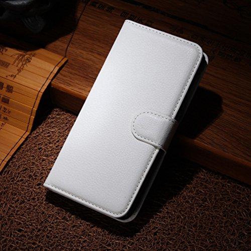 Funda WIKO wax,Manyip Caja del teléfono del cuero,Protector de Pantalla de Slim Case Estilo Billetera con Ranuras para Tarjetas, Soporte Plegable, Cierre Magnético(JFC11-32) D