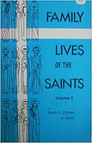 New Picture Book of Saints: Illustrated Lives of the Saints for Young and Old