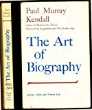 img - for The Art of Biography (First Edition) book / textbook / text book