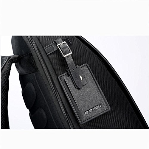Plyy theft Backpack Anti Multifunction Inches Port Laptop Package 17 Usb Oxford Charging Cloth With r5wgrxpnqX