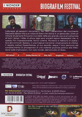 The Act Of Killing - L'Atto Di Uccidere (Director's Cut) [Italian Edition]