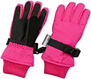 Children Toddlers and Baby Winter Waterproof Gloves