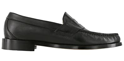 Men's SAS, Penny 40 Penny Loafers BLACK ...