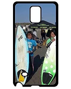 Rebecca M. Grimes's Shop Discount Best Premium phone Case - Surfing Japanese Pro Surfer Samsung Galaxy Note 4 5593576ZF954907738NOTE4