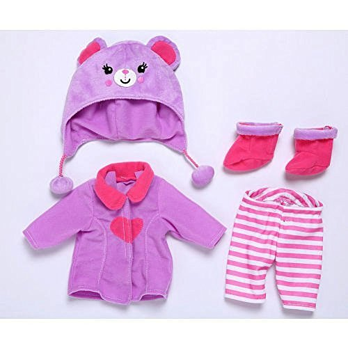 Baby Alive Cozy Cuddles Coat product image